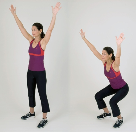 Y-Squat weight loss